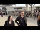 EXCLUSIVE : Colin Firth arriving in Cannes via Nice aiport for the 2019 Cannes Film Festival