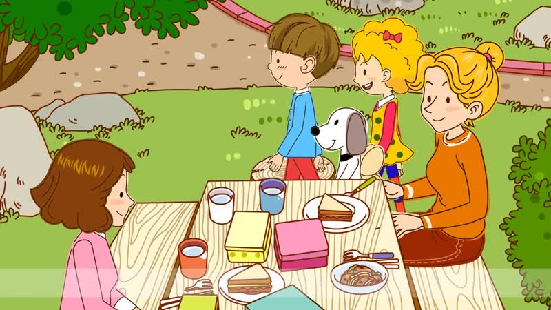 Liking-Do-you-like-cheese-Yes-or-No-Easy-Dialogue-English-educational-animation-720p