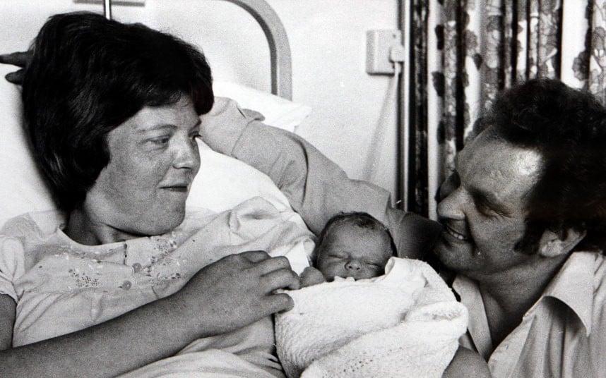 родители первого эко ребенка
