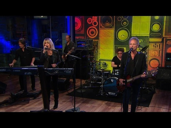 Saturday Sessions Lindsey Buckingham and Christine McVie perform Feel About You