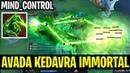 Mind Control Lion With Avada Kedavra Immortal Gameplay Dota 2