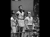 Cassius Clay 18 Year Old Muhammad Ali Wins Rome Olympics 1960