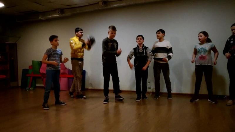 TANKERS CLAN \ Training Jam \ Брейк Данс школа в Мариуполе