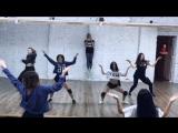Jazz-Funk Choreo by Anastasia Moraru