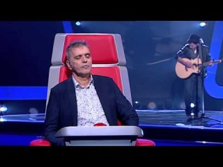 "André Carneiro - ""Cannonball"" Damien Rice - Provas Cegas - The Voice Portugal - Season 2"