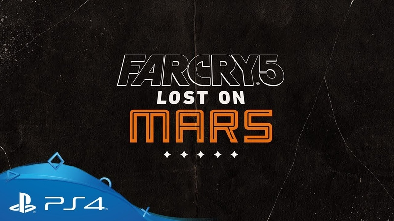 Far Cry 5 | Lost On Mars Launch Trailer | PS4