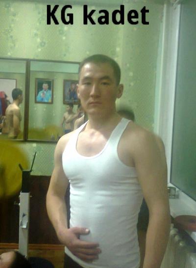 Akylbek Umotali-Uulu, 20 июня , Донецк, id195436271