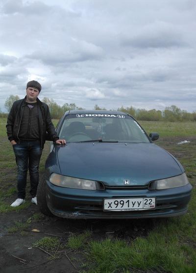 Роберт Казанцев, 18 февраля , Барнаул, id59759125