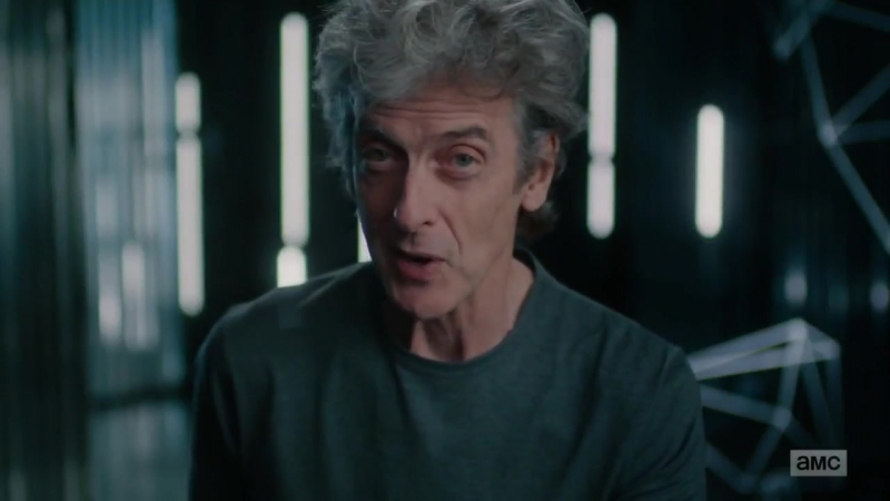 Ep6 Time Travel - Peter Capaldi 皮卡 in James Camerons Story of Science Fiction