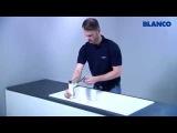 Обзор установки мойки для кухни Blanco