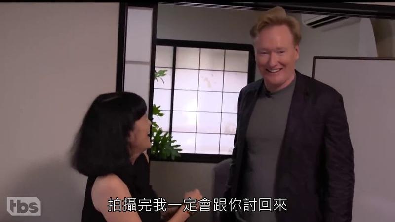 Conan遊日本part1-康納詭異的行為讓日本人受不了啦(中文字幕)