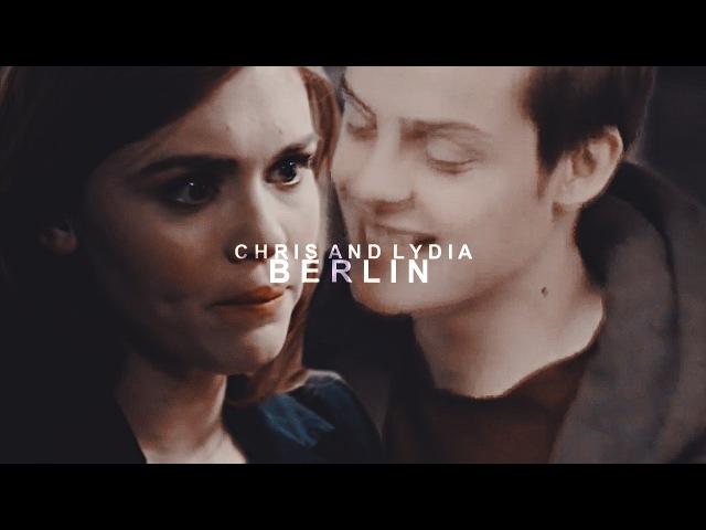 ✗ Chris And Lydia | Berlin (SKAM)