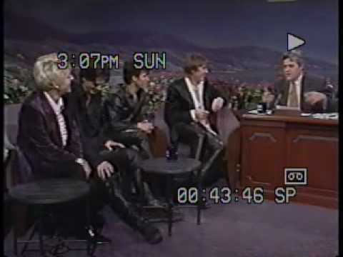 Duran Duran Interview 1993 (Leno)