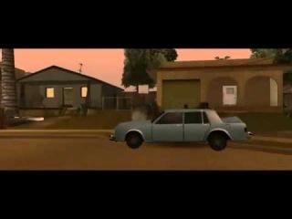 GTA San Andreas - Eminem Lose Yourself Ролик моего детства!