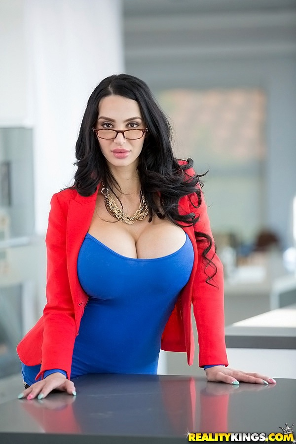 Rebecca linares has awesome raunchy energy