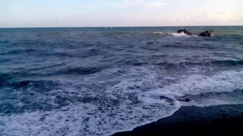 море, море...мир безбрежный.