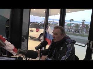 Владислав Третьяк - Утреннее шоу Стиллавина и Вахидова из Сочи