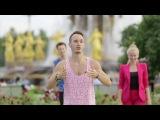 Танцевальный флэшмоб для фестиваля Вдохновение учим движения!