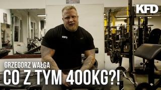 Co z tym 400kg?! Wagon odpowiada - KFD