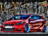 2013 KIA Pro Ceed GT Modified