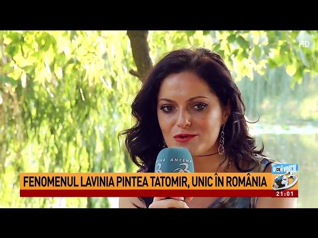Lavinia Tatomir Pintea interviu fabulos la Voi cu Voicu