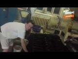 Вот так весело и задорно создают хлеб на ярославском хлебозаводе. Думаете это исключение О
