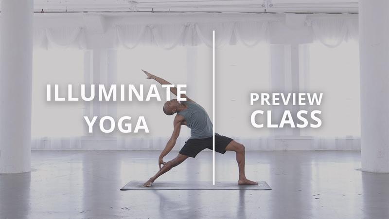 Intermediate Energizing Vinyasa Yoga Class with Andrew Sealy Yoga