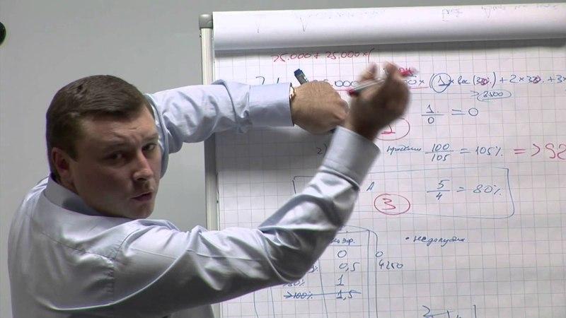 Мастер-класс В. Утенина «Как создать систему оплаты труда, ориентированную на результат». Часть 4