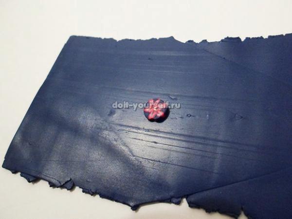 Декорируем столовые приборы полимерной глиной...