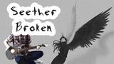 Seether ft. Amy Lee - Broken instrumental cover