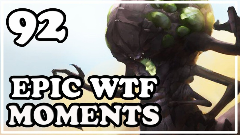 Heroes of the Storm - Epic and Funny WTF Moments 92