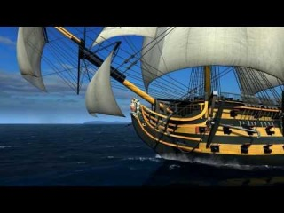 Naval Action: HMS Victory Test HD