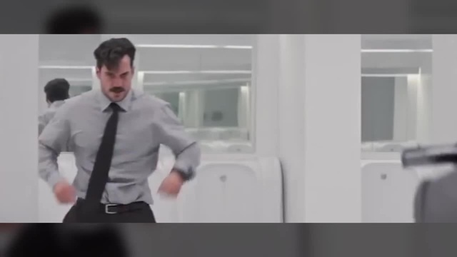Mission: Impossible – Fallout – How to grow a beard in two seconds