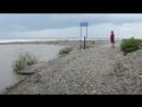 Шепси. День 5. Дожди, река и штормовое море