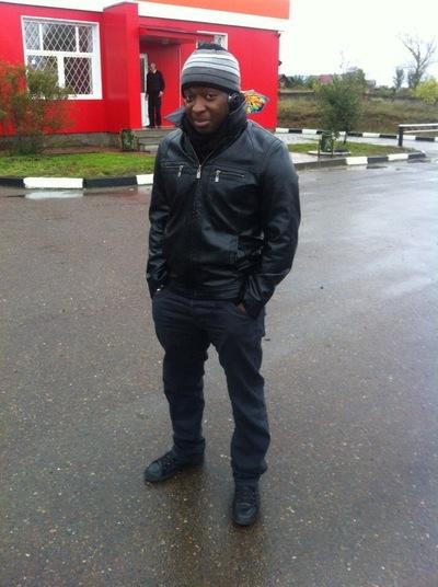 Amadou Maiga, 6 ноября , Сызрань, id118386865