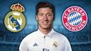 Robert Lewandowski 2018 - Welcome to Real Madrid - Best Goals Skills 2017/2018 HD