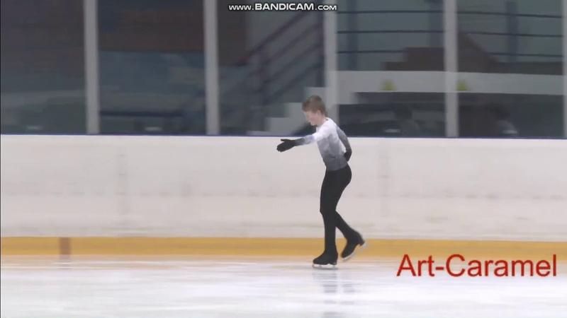 Арсений Димитриев ПП КМС Первенство Санкт-Петербурга 2018