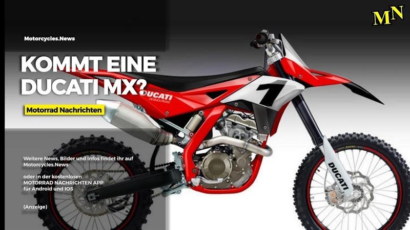 Kommt eine Ducati MX | Motorrad Nachrichten
