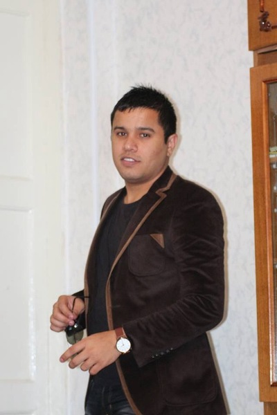 Adel Hameed, 3 ноября , Харьков, id153029381