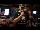 Группа Кадры cover гр Ленинград Irish Papa's Pub В Питере пить
