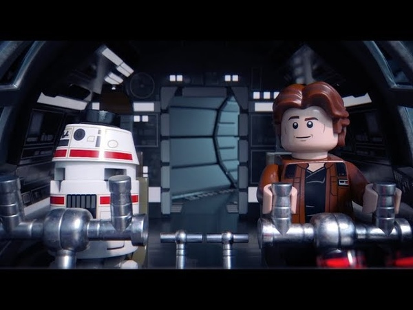 Droid Drama - LEGO Star Wars - Choose Your Co-Pilot