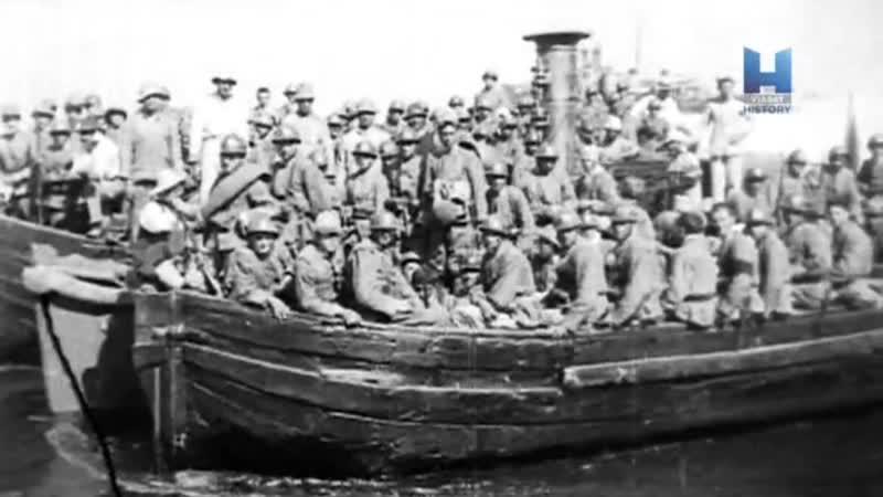 Длинные тени Первой мировой 1 серия