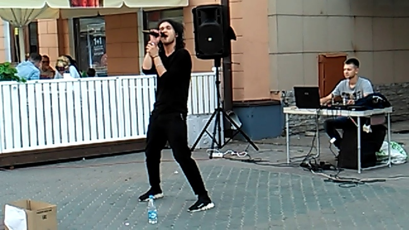 Матрица вспоминает Цоя 15 08 2018 Казань