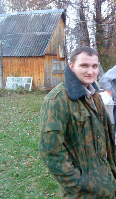 Николай Майстренко, 22 мая 1989, Калуга, id3234664
