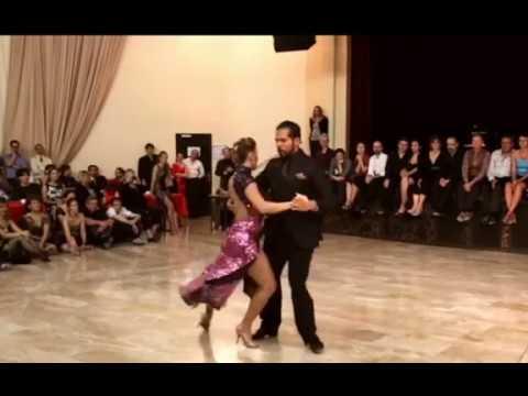 Sebastian Arce and Mariana Montes, Invierno Tango Festival, 2018