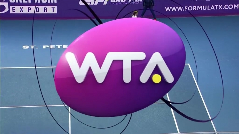 WTA St Petersburg R1 2018 Vesnina vs Kvitova