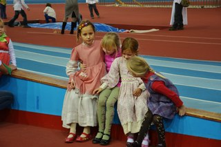 Юные гости фестиваля