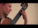 Leonora Spangenberger (13) plays 12 Etudes by Heitor Villa Lobos: Etude No 6