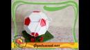 Как сделать футбольный мяч из картона
