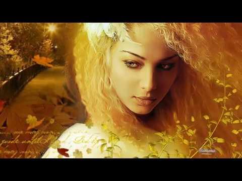 Листья желтые медленно падают Очень трогательная песня